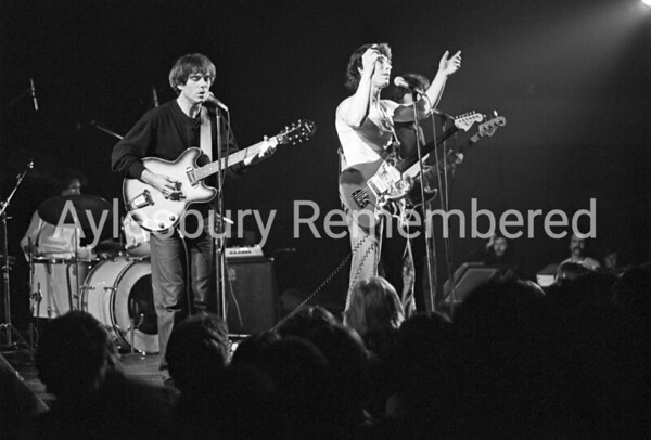 The Modern Lovers at Civic Centre, Apr 22nd 1978