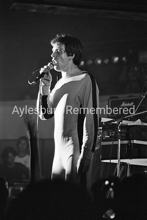 Peter Gabriel at Civic Centre, Aug 24th 1979