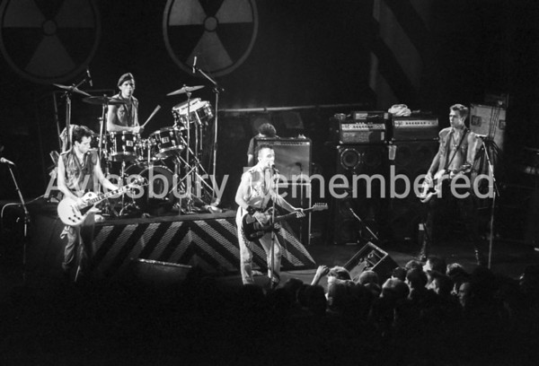 The Clash at Friars, July 18 1982