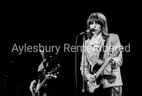 The Pretenders at Friars, July 27 1981