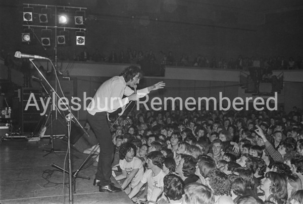 John Otway at Friars, April 28th 1979