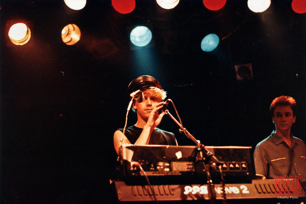 Depeche Mode at the Roxy - May 16, 1982