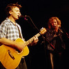 Neil Finn and Sheryl Crow at the Largo