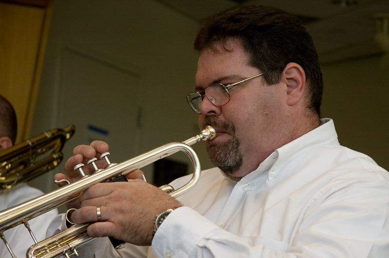 Fugitive Brass Trumpet