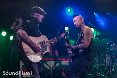 Nahko & Medicine for the People @ The Electric Ballroom, Camden