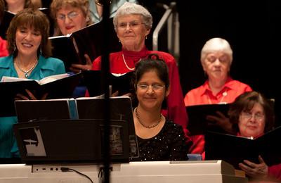 Marlene Fernandez, Pianist