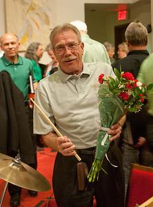 Eric Serdahl, percussion