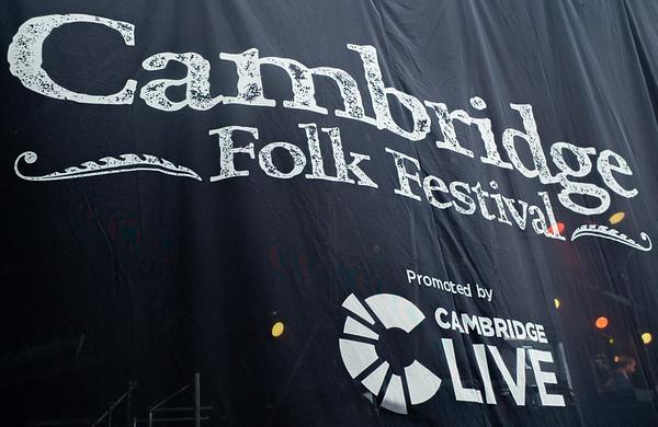 Cambridge Folk Festival 2019