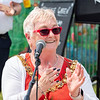Strawberry Fair Cambridge 2019 Festival Fun, Cambridge Mayor, Gerri Bird