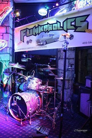 Funkaholics @ Sneaky Pete's 5-28-10