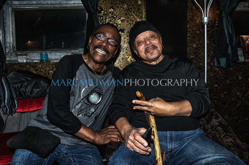 Nick & Poppa Funk<br /> <br /> Funky Meters & Dumpstaphunk @ Capitol Theatre (New Year's Eve 2012)