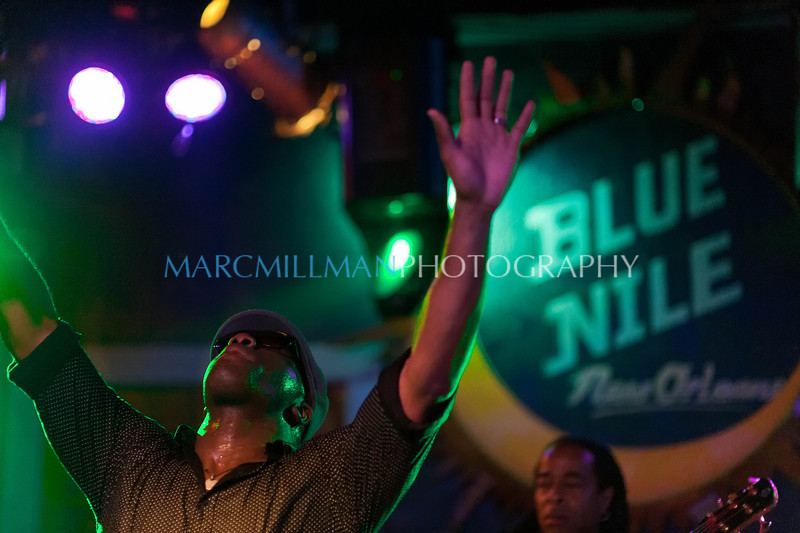 Can you feel it?<br /> <br /> Funky Butt Revisited @ Blue Nile (Sun 5/8/11)