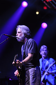 Furthur, Phil Lesh and Bob Weir playing at  the opening night at the 1stBank Center on Friday.  March 5, 2010 Staff photo/David R. Jennings