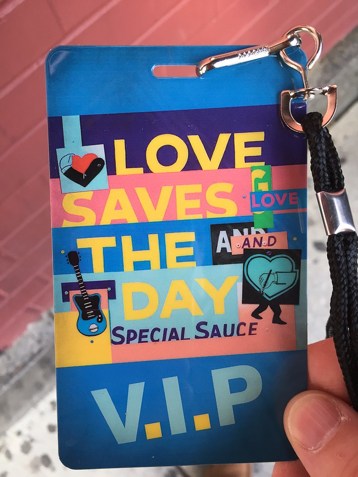 G. Love & Special Sauce, Love Saves the Day Tour