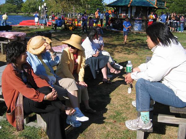 2007-09-29 Ensemble Outing