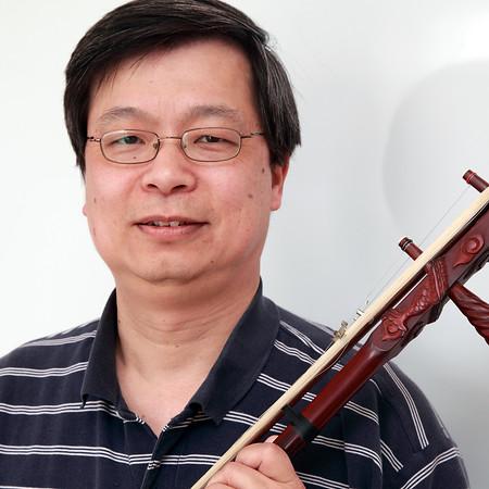 Shih-Yung Chen (陳世永), erhu