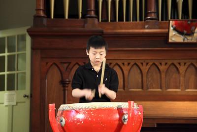 Evan Wu (吳維皓), percussion