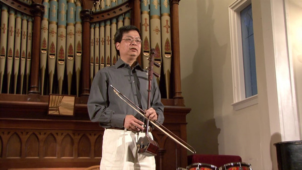 Chant of a Leisure Life by Liu Tianhua Shih-Yung Chen, erhu  閒居吟 劉天華 曲 陳世永 二胡