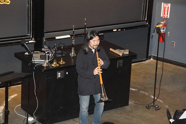 2012-12-01 YaZhi Guo Suona Seminar