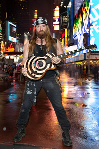 Zakk Wylde concert at Hard Rock Cafe
