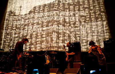 Godspeed You! Black Emperor  @ Barclays