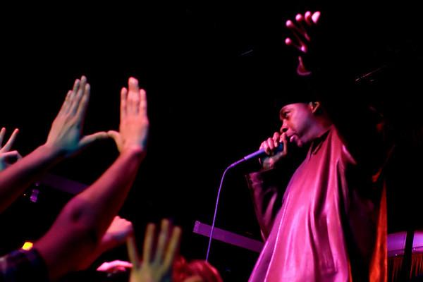 GZA - Studio B, NYC - February 2nd, 2008 - Pic 22