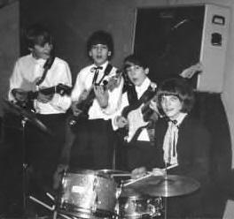 3 of 3  band nameThe Diamonds (Sweden)   who's in the picture Roland Billner, lead guitar, vocals; Benny Bjork rhythm guitar, vocals; Sven-Olov Lindberg bass, vocals; Marianne Sjoberg, drums.  1964