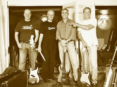 4 of 11 band nameThe Blue Diamonds   submitted by Neil Burman who's in the picture Left to right: Neil Burman, John Woolley, Iain Eggeling, David Jackson.  notes  On 16th September 2008, the boys reunited in Tin Pan Alley Studios, London.