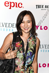 WEST HOLLYWOOD, CA - MAY 30:  Actress Zelda Williams arrives at the NYLON Magazine June/July music issue launch party at The Roxy Theatre on May 30, 2012 in West Hollywood, California.  (Photo by Chelsea Lauren/FilmMagic)