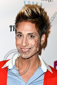 WEST HOLLYWOOD, CA - MAY 30:  Television personality / celebrity hairstylist Anthony Pazos arrives at the NYLON Magazine June/July music issue launch party at The Roxy Theatre on May 30, 2012 in West Hollywood, California.  (Photo by Chelsea Lauren/FilmMagic)