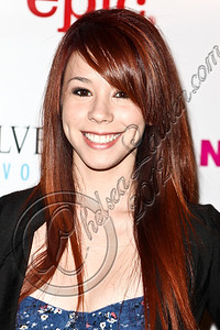 WEST HOLLYWOOD, CA - MAY 30:  Actress Jillian Rose Reed arrives at the NYLON Magazine June/July music issue launch party at The Roxy Theatre on May 30, 2012 in West Hollywood, California.  (Photo by Chelsea Lauren/FilmMagic)