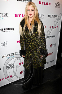 WEST HOLLYWOOD, CA - MAY 30:  Actress Renee Olstead arrives at the NYLON Magazine June/July music issue launch party at The Roxy Theatre on May 30, 2012 in West Hollywood, California.  (Photo by Chelsea Lauren/FilmMagic)