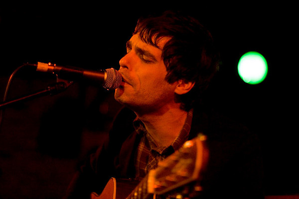 Garrett Klahn - Mercury Lounge, NYC - October 17th, 2007 - Pic 7
