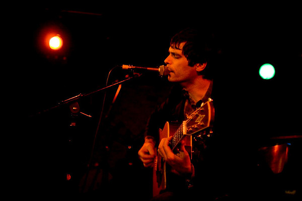 Garrett Klahn - Mercury Lounge, NYC - October 17th, 2007 - Pic 6