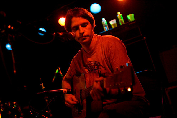 Garrett Klahn - Mercury Lounge, NYC - October 17th, 2007 - Pic 5