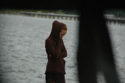 Contemplative Girl
