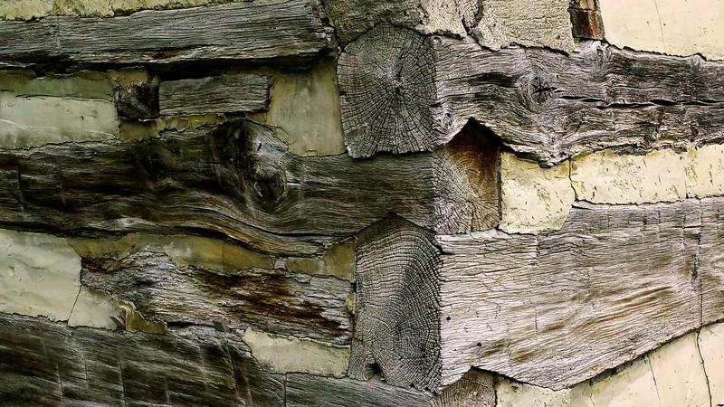 Detail of Outbuilding - Quiet Valley Farm