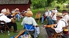 Old-Time music jam - Quiet Valley Farm, Stroudsburg, PA
