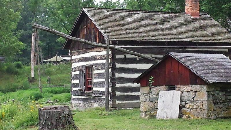 Outbuildings - Quiet Valley Farm