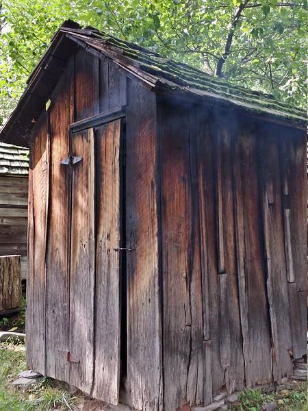 Smokehouse - Quiet Valley Farm