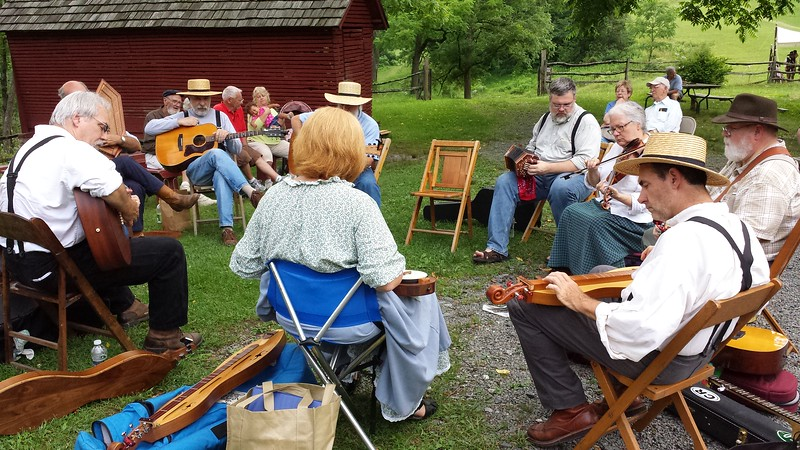 Old-Time music jam