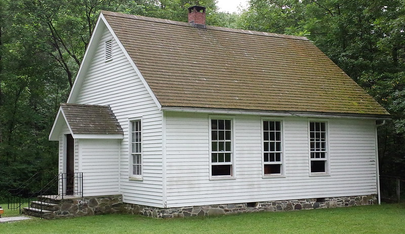 Schoolhouse - Quiet Valley Farm