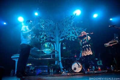Geese perform on June 1, 2010 at House of Blues in Orlando, Florida