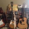 Squier Stratocaster, Hondo 737, Fender CD100CE