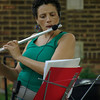 Nicole Mitchell (world renowned flutist).