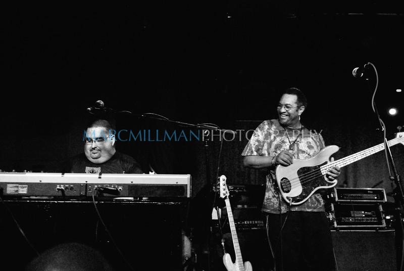 George loves John's vamp (Papa Grows Funk- Sullivan Hall- Fri 6/4/10)