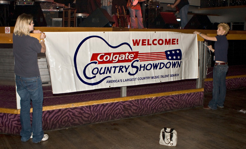 27th Colgate Country Showdown. Georgia State Show at Wild Bill's In Duluth (Atlanta), Georgia.