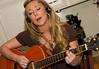 Jessica Urick performs live in the studio.