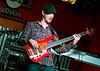 Ben Wells Band. Rodney Baldwin - Bass Guitar.