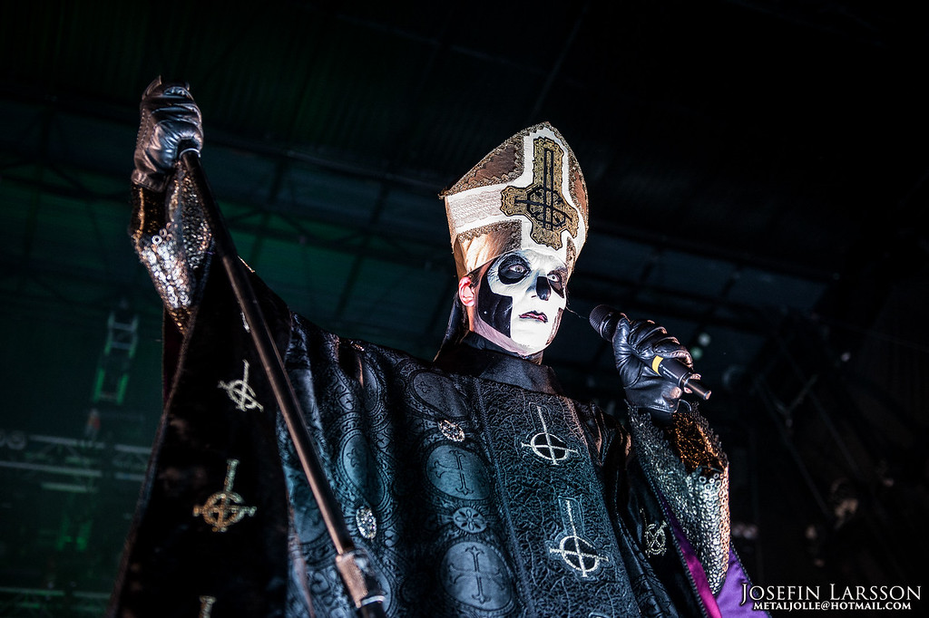 Ghost - MetallSvenskan  2016
